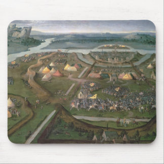 The Battle of Pavia in 1525, c.1530 Mouse Pad