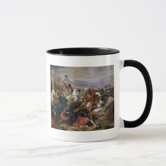 The Battle of Poitiers, won by Charles Martel Mug