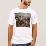 The Battle of Poitiers, won by Charles Martel T-Shirt