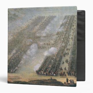The Battle of Poltava, 1750 Binder