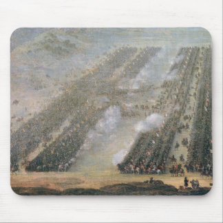 The Battle of Poltava, 1750 Mouse Pad