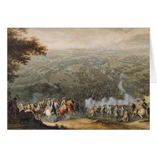 The Battle of Poltava 2 Card