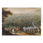 The Battle of Poltava 2 Greeting Cards