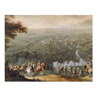 The Battle of Poltava 2 Postcard