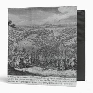 The Battle of Poltava Binder