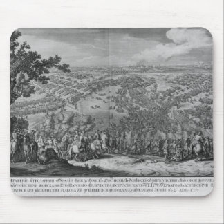 The Battle of Poltava Mouse Pad
