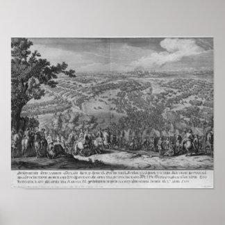 The Battle of Poltava Poster