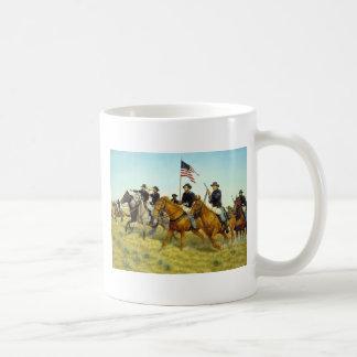 The Battle of Prairie Dog Creek by Ralph Heinz Coffee Mug
