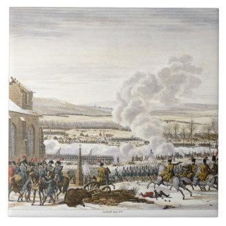 The Battle of Preussisch-Eylau, 9 February 1807, e Ceramic Tile