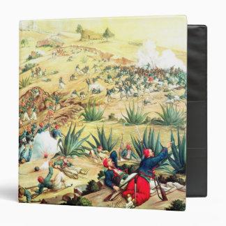 The Battle of Puebla, 5 May 1862 Binder
