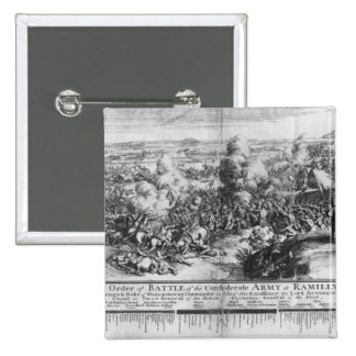 The Battle of Ramillies, 23rd May 1706 Pin