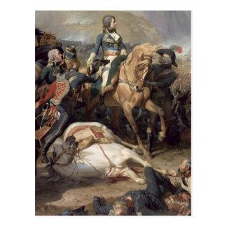 The Battle of Rivoli, 1844 Postcard