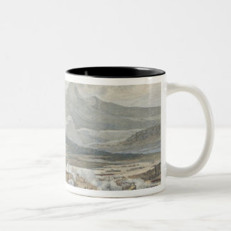 The Battle of Rivoli, 25 and 26 Nivose, Year 5 (Ja Two-Tone Coffee Mug