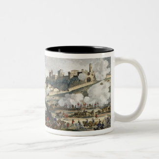 The Battle of Roveredo, 18 Fructidor, Year 4 (Sept Two-Tone Coffee Mug