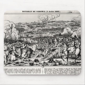 The Battle of Sadowa, 3rd July 1866 Mouse Pad