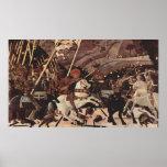 The Battle of San Romano Part II Poster