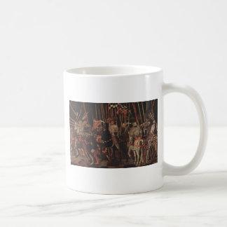 The Battle of San Romano Part III Coffee Mug