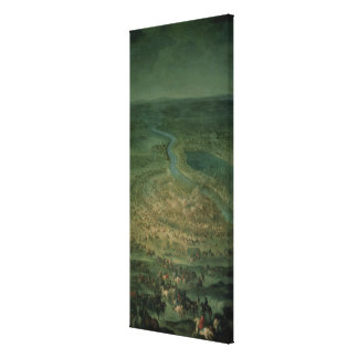 The Battle of Senta,at which the Imperial Gallery Wrap Canvas