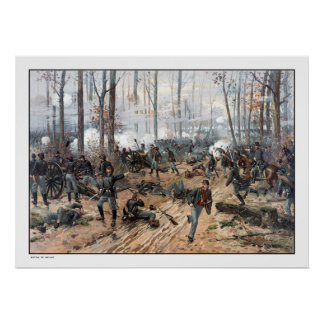 The Battle of Shiloh Posters