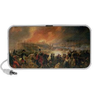 The Battle of Smolensk 17th August 1812 1839 iPod Speaker