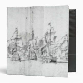 The Battle of Solebay, 28th May 1672 Binder