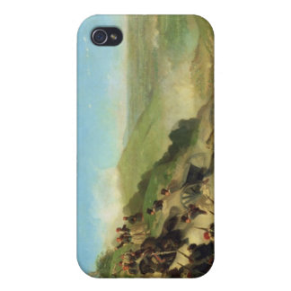The Battle of Solferino, 24th June 1859 iPhone 4 Covers