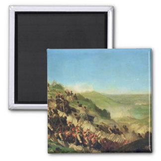 The Battle of Solferino, 24th June 1859 Magnet