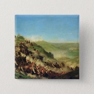 The Battle of Solferino, 24th June 1859 Pinback Button