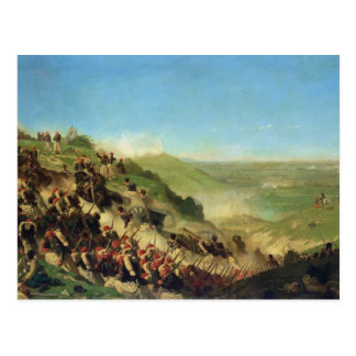 The Battle of Solferino, 24th June 1859 Postcard