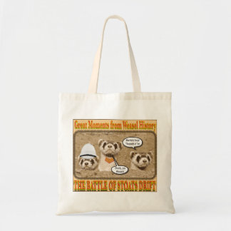 The Battle of Stoats Drift Tote Bag