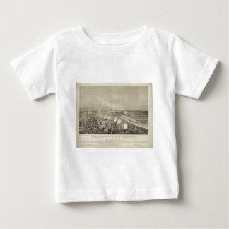 The Battle of Stone River or Murfreesboro' Baby T-Shirt