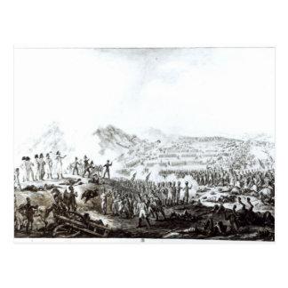 The Battle of Talavera de la Reina Postcard
