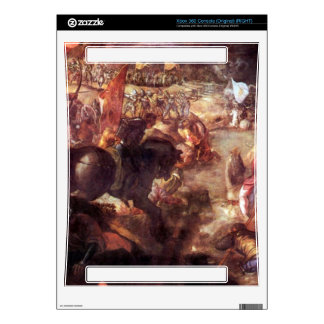 The Battle of Taro by Tintoretto Decals For The Xbox 360