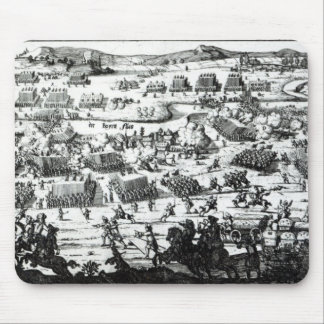 The Battle of the Boyne, c.1690 Mouse Pad