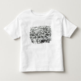 The Battle of the Boyne, c.1690 Toddler T-shirt