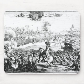 The Battle of the Boyne, July 1st 1690 Mouse Pad