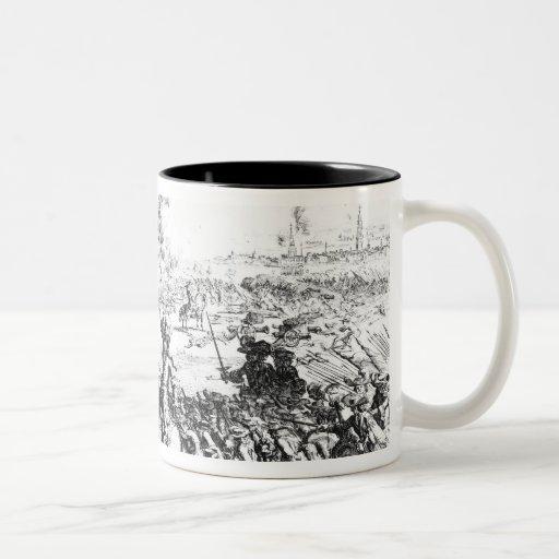 The Battle of the Boyne, July 1st 1690 Coffee Mug