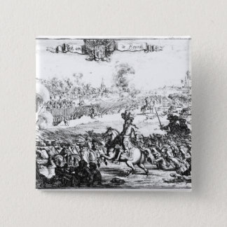 The Battle of the Boyne, July 1st 1690 Pinback Button