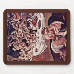 The Battle Of The Centaurs And Lapiths Detail Mouse Pad