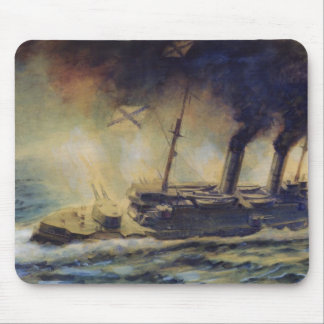 The Battle of the Gulf of Riga, August 1915, 1940 Mouse Pad