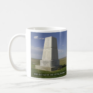 The Battle of the Little Bighorn Historical Mug