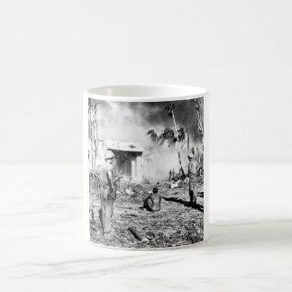 The Battle of the Marshall Islands_War Image Coffee Mug