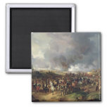 The Battle of the Nations of Leipzig, 1813 2 Inch Square Magnet
