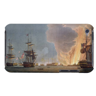 The Battle of the Nile, 1st August 1798, engraved iPod Touch Cases