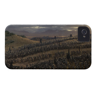 The Battle of the Pelennor Fields iPhone 4 Cover