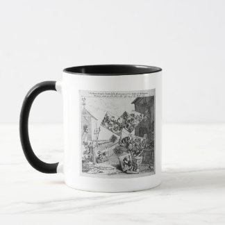 The Battle of the Pictures, 1745 Mug