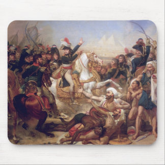 The Battle of the Pyramids, 21st July 1798 Mouse Pad