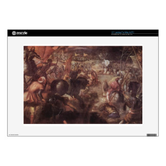 """The battle of the Taro by Tintoretto Decals For 15"""" Laptops"""