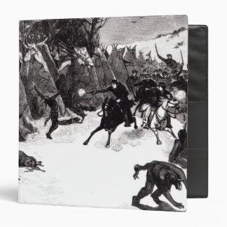 The Battle of the Washita Binder