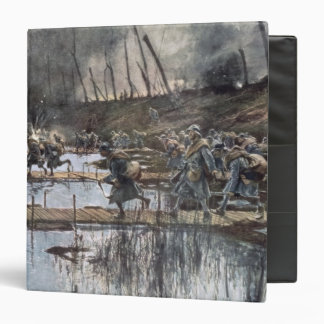 The Battle of the Yser in 1914 Binder